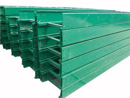 Ladder and ventilated trays