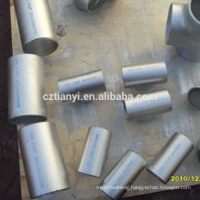 Hot china products wholesale butt welded pipe fitting