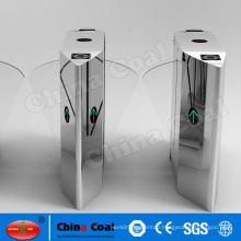 Access Control Luxury Hotel Rfid Tag Flap Barrier Mechanism