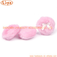 Latest Round Plush Puff Professional Manufacturer