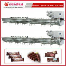 CE Approved Chocolate Bar Wrapping Machine (YW-ZL800)