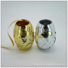 Personalizar Navidad decoración cinta huevo
