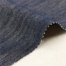 16X200D + 40D / 98X44 205Gsm los 147Cm Algodón de la marina de guerra Spandex Composición Elástico Ropa Textil Tela Textil