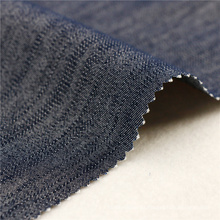 16X200D + 40D / 98X44 205Gsm 147Cm Navy 100 Coverall Sequin Polyester Cotton Spandex