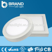 Long Time Span LED Surface Panel Light 18w, Surface Mounted 18w Round LED Panel Light