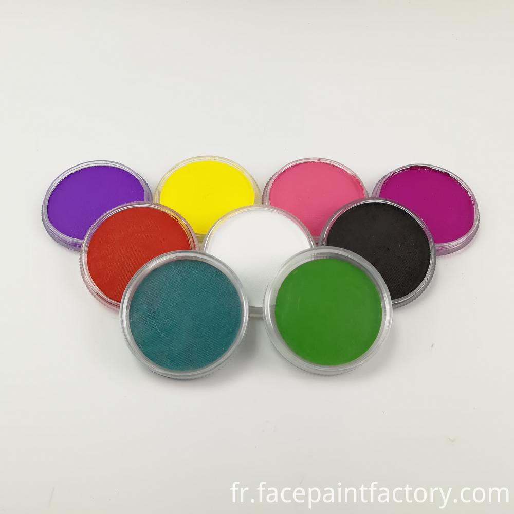 Private Label Multi-Color Face Paint