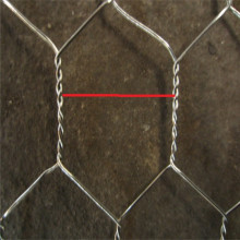 Plastic Coated Hexagonal Wire Netting
