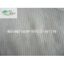 Tecido de algodão puro tecido 100% algodão Seersucker