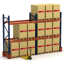 Supermercado Steel Warehouse Storage Rack