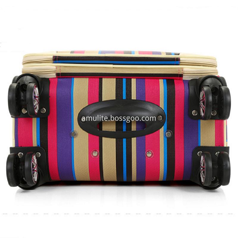 Pu Luggage Suitcase
