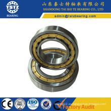 China Rodamiento Rodamiento de rodillos cilíndricos certificado ISO del fabricante NU1015