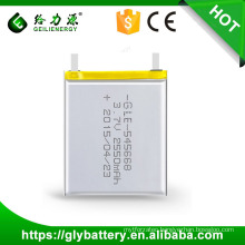 Geilienergy manufacturer lithium polymer rechargeble battery made in china
