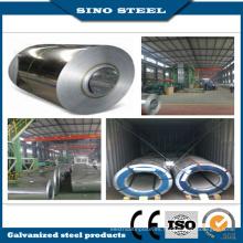 Bobina de acero galvanizada de la INMERSIÓN caliente de SGCC Gi Coil para África