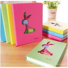 Kreatives Karikatur-Briefpapier-Notizbuch, Stich-Notizbuch-Großhandelsstiche