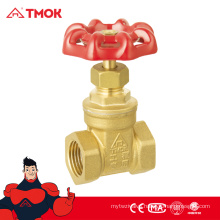 brass chrome plated good sale in Europe gate valve