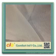 Haute qualité en gros Tissu transparent 100% Polyester Dolly Curtain