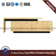 Library Furniture Wooden Book Shelf MDF, Wooden File Cabinet Bookcase