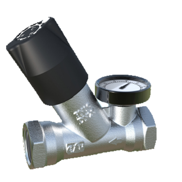 Thermostatic self acting Control Valve