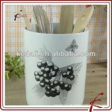 China Fabrik Großhandel Hotel Keramik Porzellan Küche Utensilien Halter