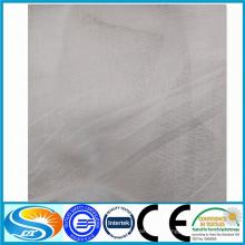 100% Polyester grauer Stoff