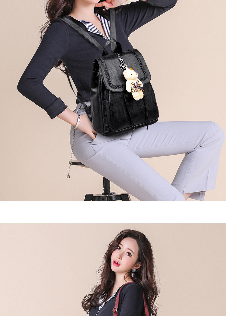lady double shoulder bags s1816 (7)