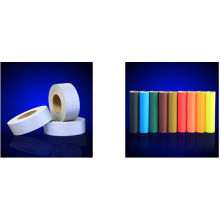Best Price for Reflective Fabric Daoming High Bright Colorized TC Reflective Fabric supply to Turkey Manufacturer