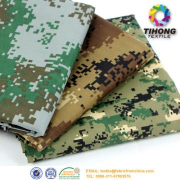 Военный камуфляж хлопок ткань