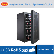 110V~240V 28 Bottles Wine Cooler with ETL CE RoHS