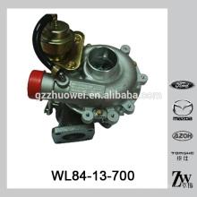 Mazda 4X4 / 4WD escape de turbos cargador kit WL8413700B