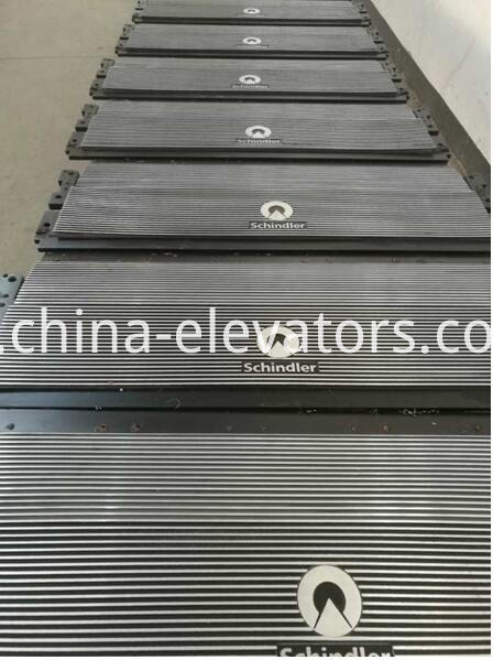 Floor Plate for Schindler Escalator 9300 | 9500