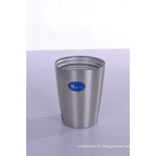 SVC-400pj haute qualité en acier inoxydable bière vide tasse SVC-400pj vide tasse
