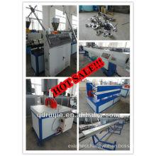 16-75mm PVC threading pipe machine (Hot selling)