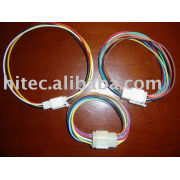 Autocycle wire harness