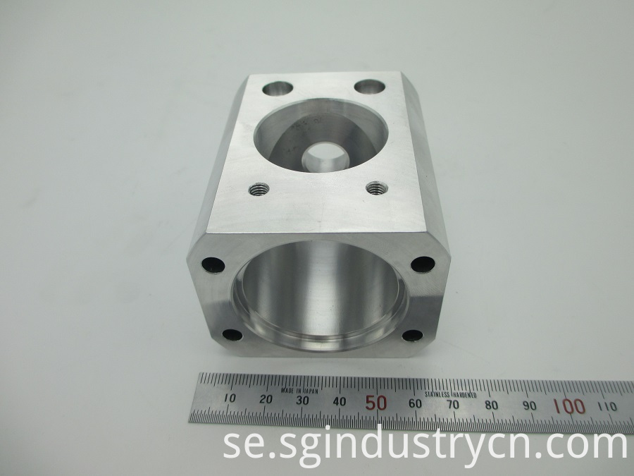 Steel Milling Machining Parts
