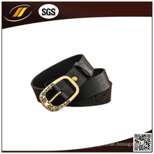 Classical Style Genuine Leather Women Belt
