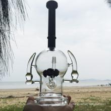 Дьявол Hallows Творческий стиль стекла курения труб воды (ES-GB-265)
