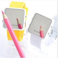 Uso diario del reloj LED (lingjianqi)
