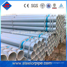 2016 Best selling items s195t erw galvanized steel pipe