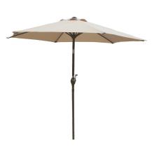Guarda-chuva de lazer jardim mobília do pátio