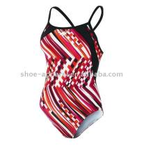 Desconto de marca de nome mais tamanho swimwear para mulheres, mulheres de maiô