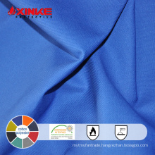 water repellent fabric for workwear