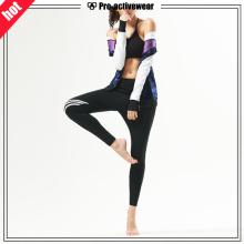 OEM фабрика пользовательских женщин фитнес-тренажерный зал одежда одежда