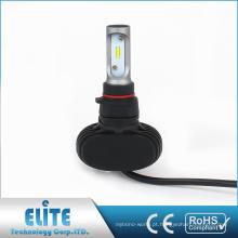 Luz da cabeça modificada para todos os carros S1 PSX26W csp chip de 12 volts luzes led automotivo