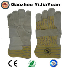 Ab Grade Cow Grain Leather Car Driving Work Gloves