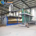 Oil Refining Usage Plastic Oil Distillation Machine