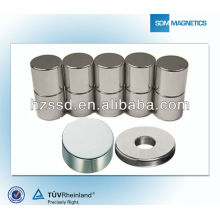 High quality large industrial magnets in customized shapes,sizes of N35-N38AH grade