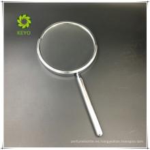 2017 nuevos productos calientes lados dobles lupa espejo de maquillaje de mano