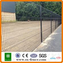 PVC-beschichteter 3D-Zaun