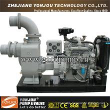 Zw Stainless Steel Self-Priming Pump/Diesel Engine Driven Self-Priming Pump/Sewage Pump