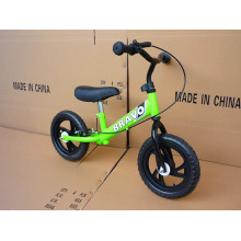 new type balance bike kick bike 12inches EVA tire good quality with EN 71 certification kids balance bike factory